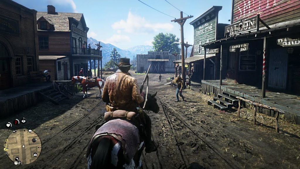 Red Dead Redemption 2 - Red Dead Online Early Impressions ...